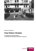 Gutwerk, Simone : Host Nation Studies