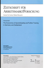 The Economics of Apprenticeship and Further Training in Germany and Switzerland